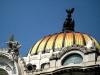 Cupula del palacio de Bellas Artes